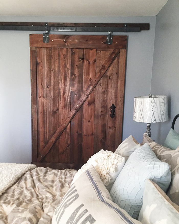 How To Make A Barn Door - The Blog Societies