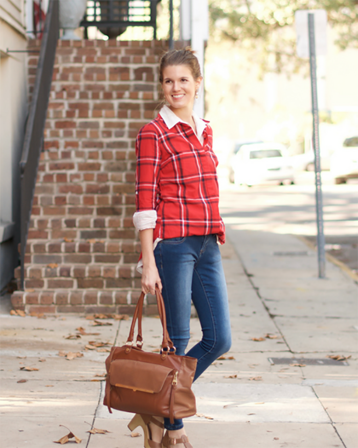 The Perfect Fall Look - The Blog Societies