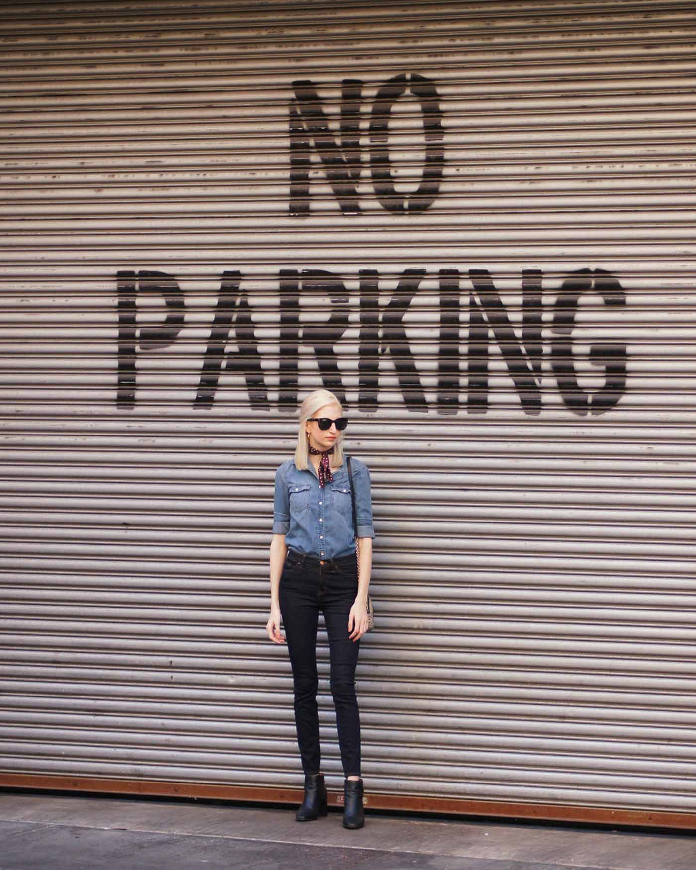 southern new yorker style blogger
