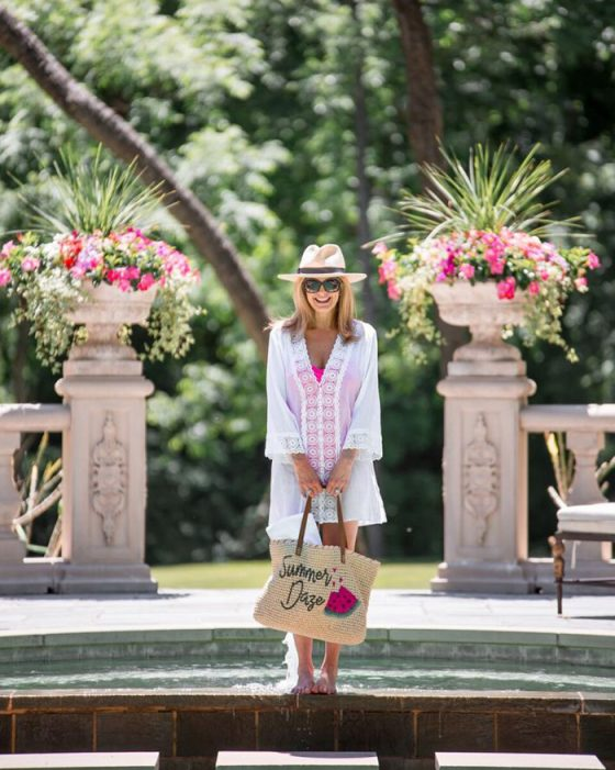 Summer Swimwear - What To Wear To The Pool Or Beach - The Blog Societies