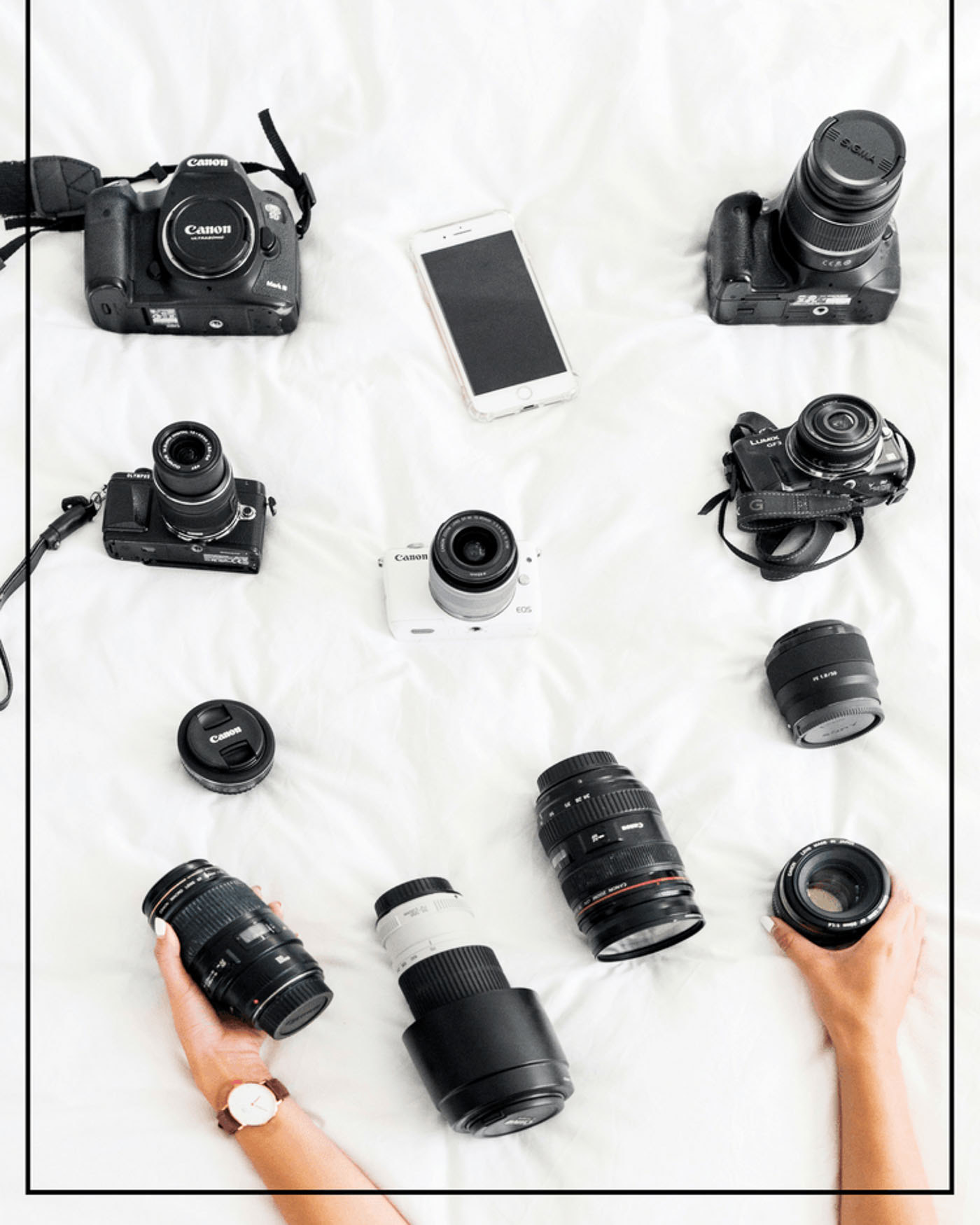 best cameras for bloggers - The Blog Societies