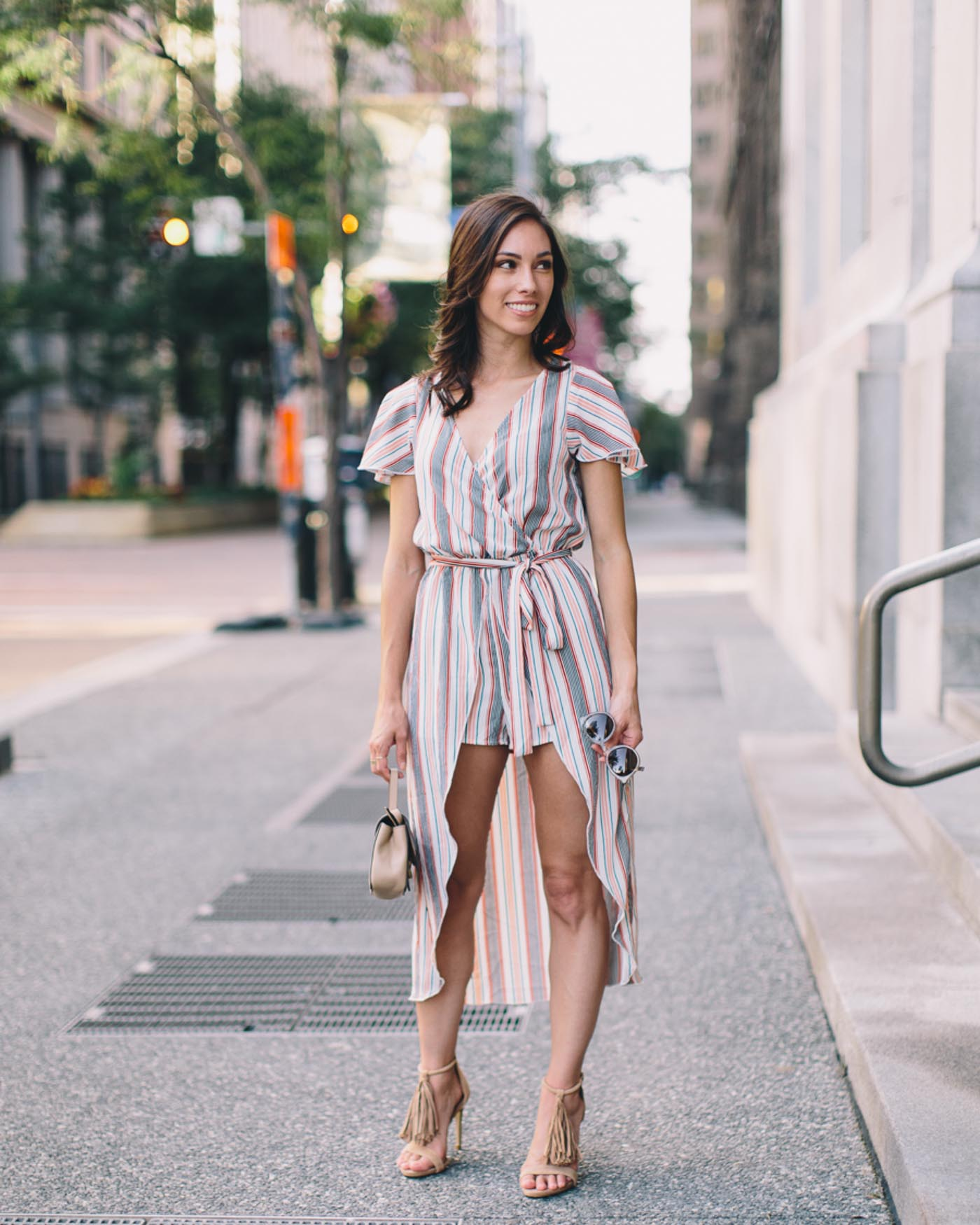 Maxi Romper Outfit Ideas - The Blog Societies