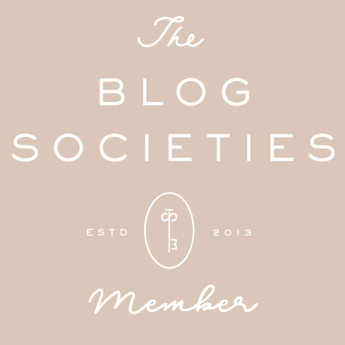 The Blog Societies Member