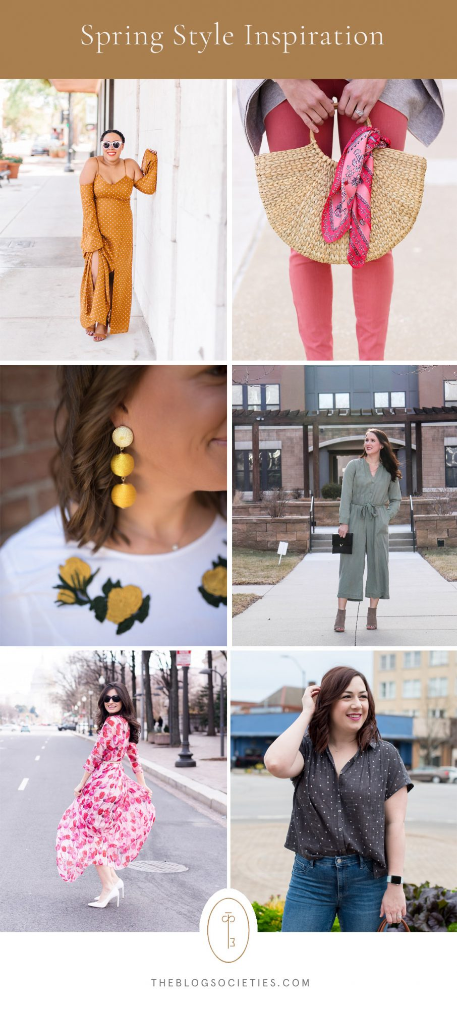spring style inspiration - The Blog Societies