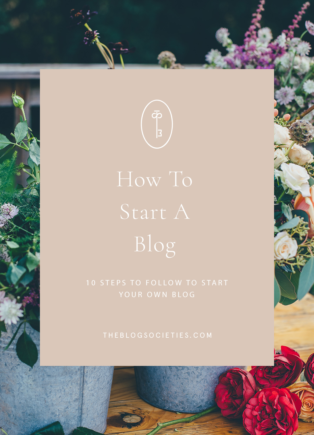 How To Start A Blog In 10 Easy Steps - The Blog Societies | How To Start A Blog In 10 Easy Steps featured by popular blogging community, The Blog Societes