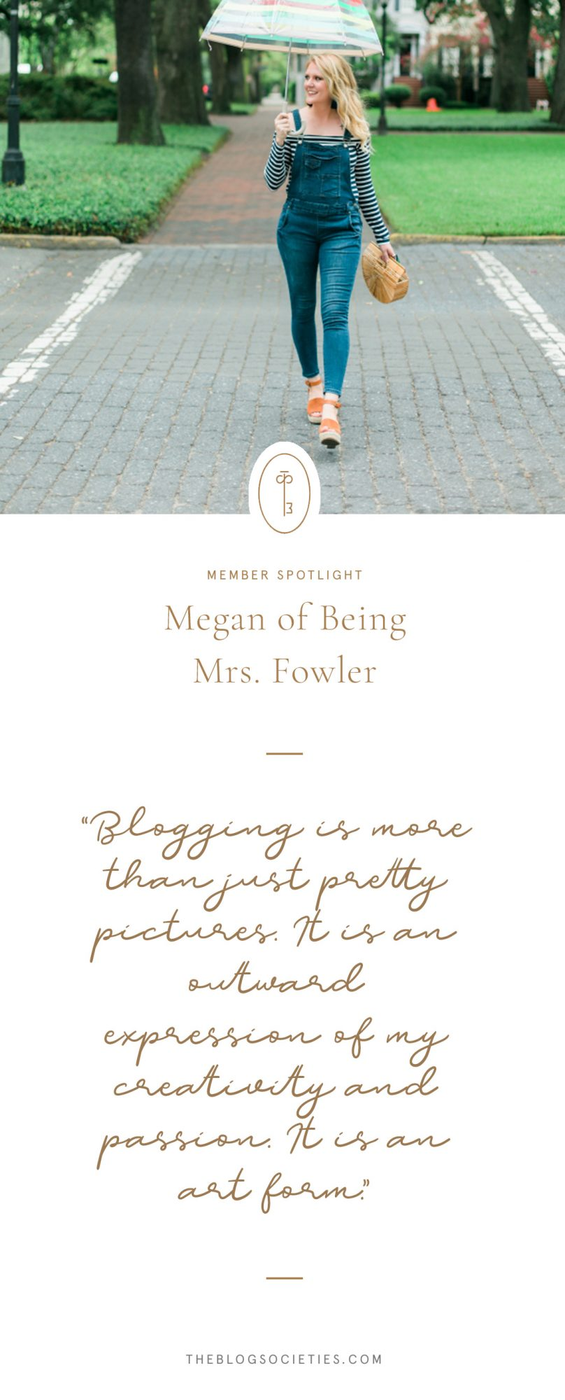 Being Mrs Fowler Blog - The Blog Societites