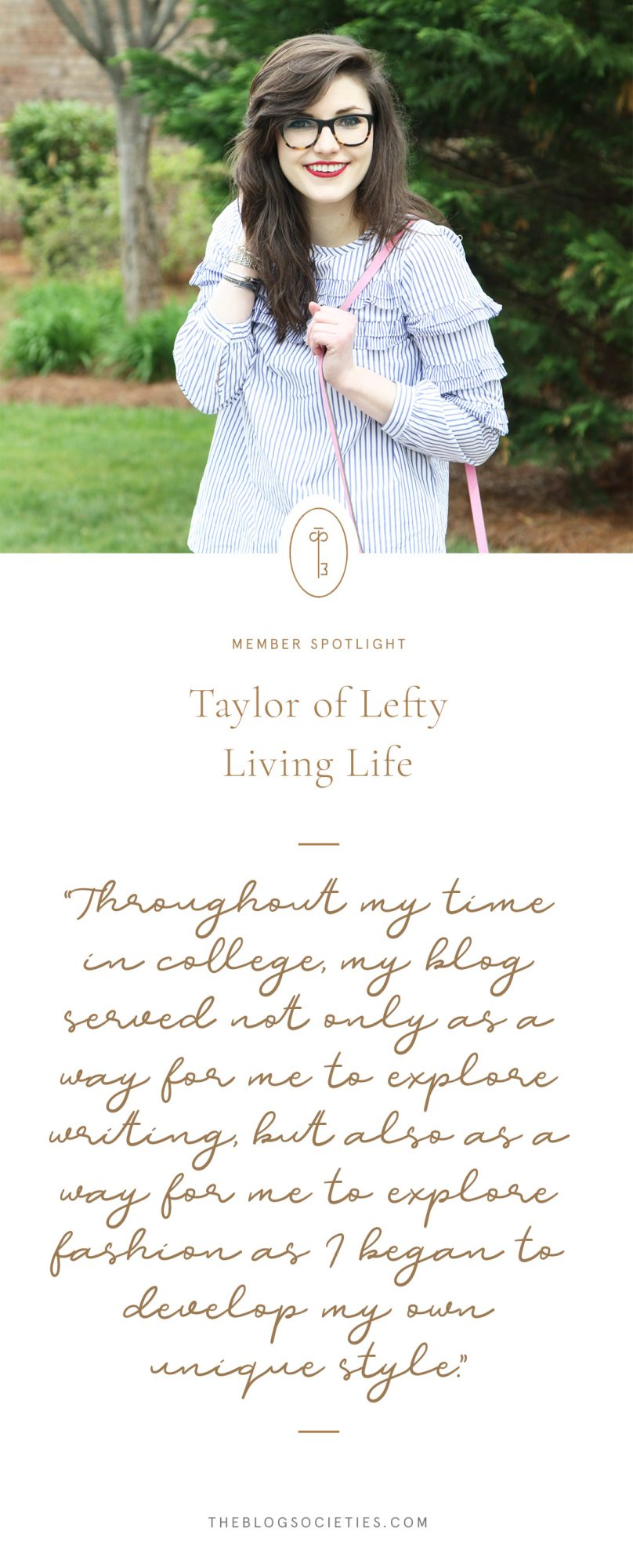 Lefty Living Life blog