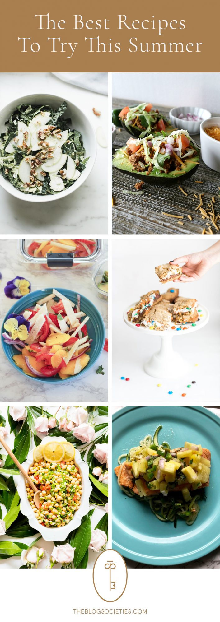 Delicious Summer Recipes To Try - The Blog Societies