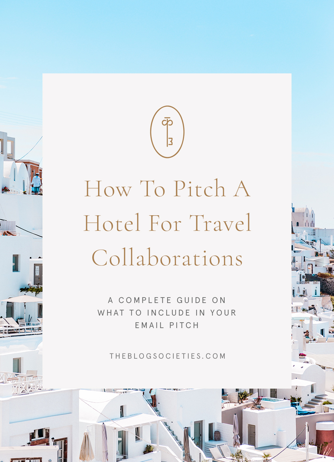 how to pitch a hotel for a travel collaboration
