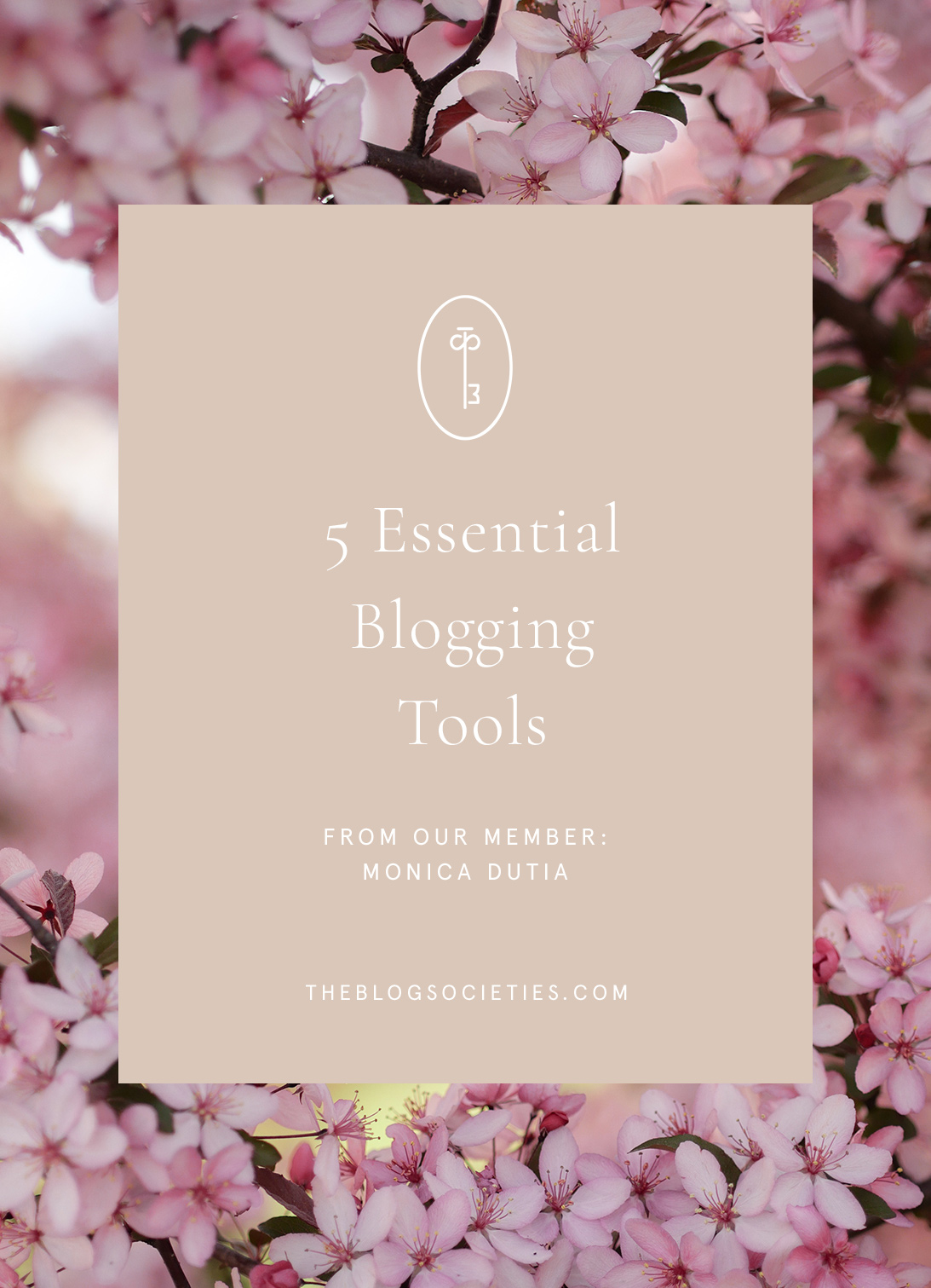 From Our Members • 5 Essential Blogging Tools - The Blog Societies