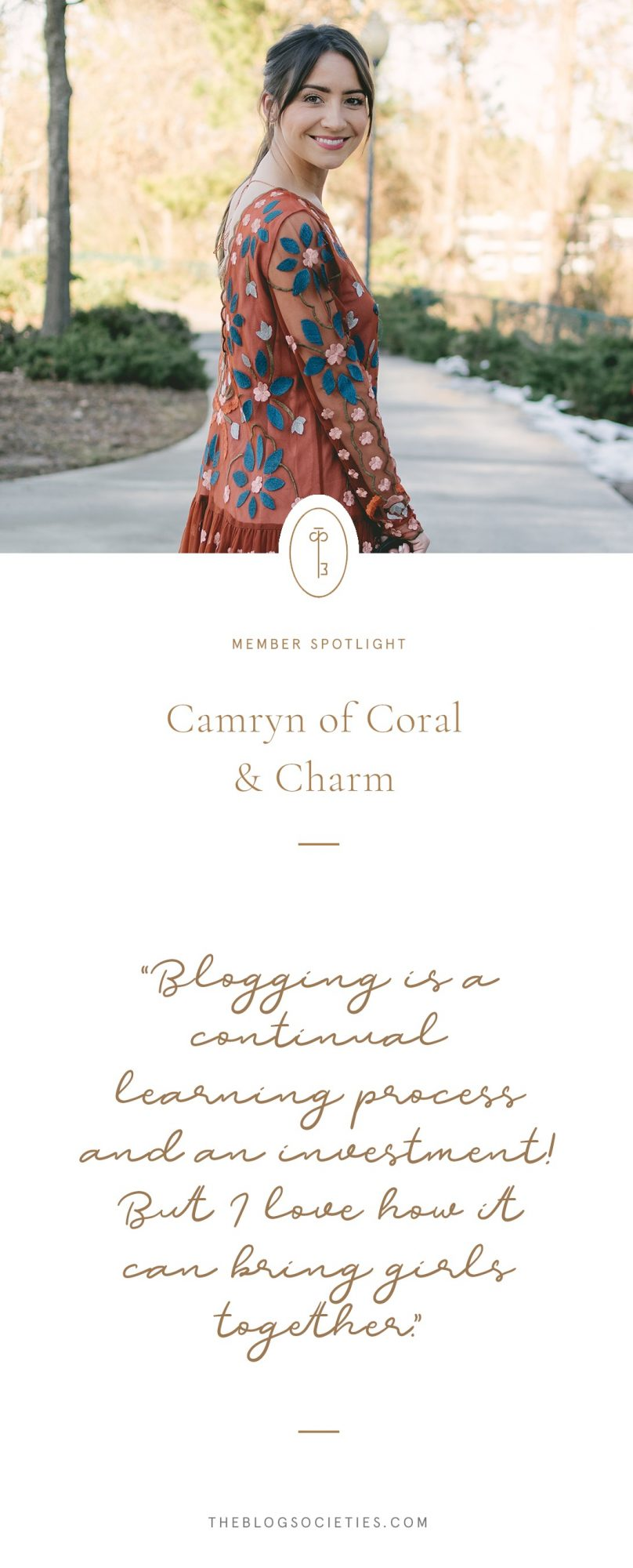 Coral and Charm Blog