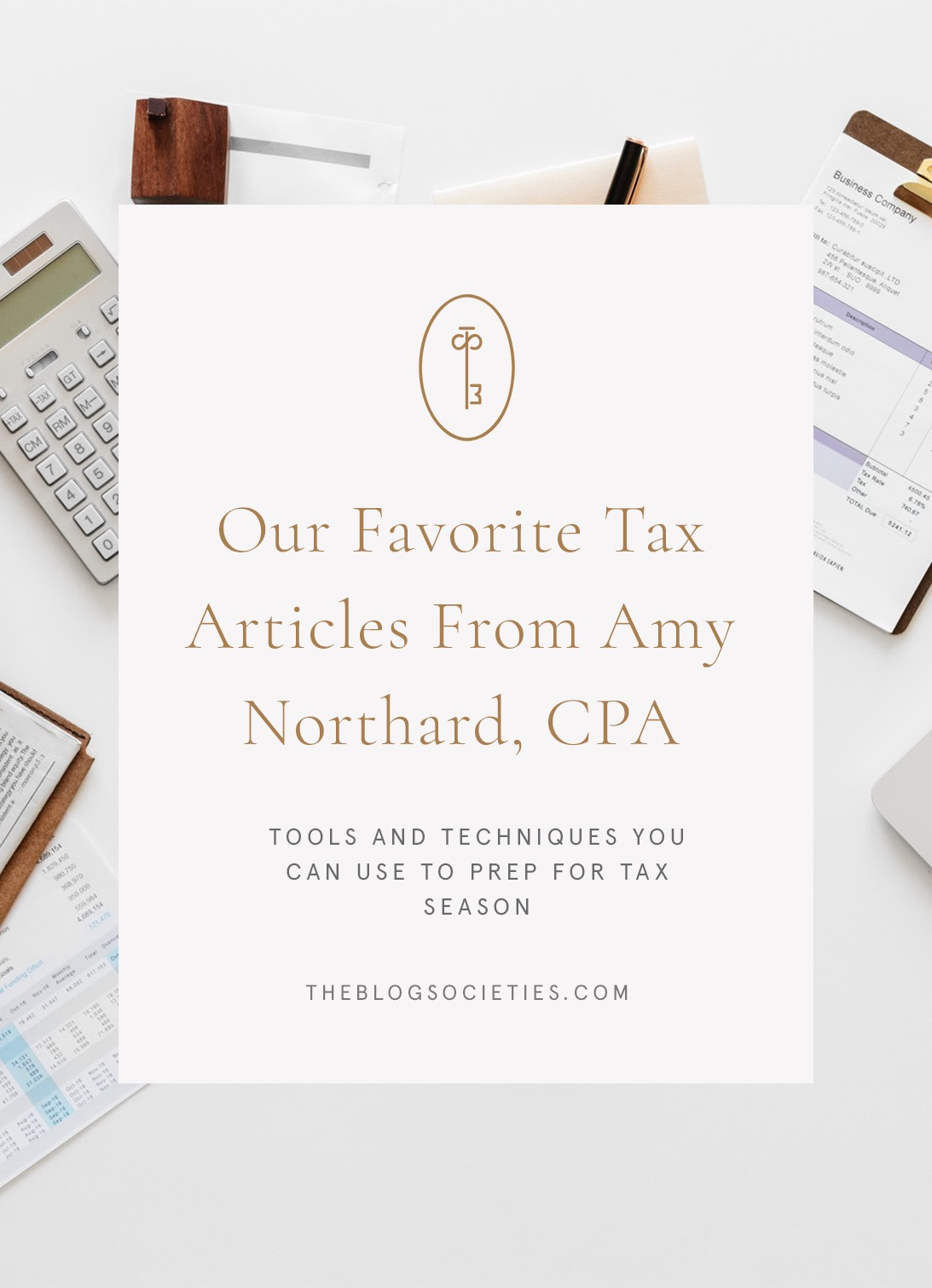 Tax season tips for bloggers
