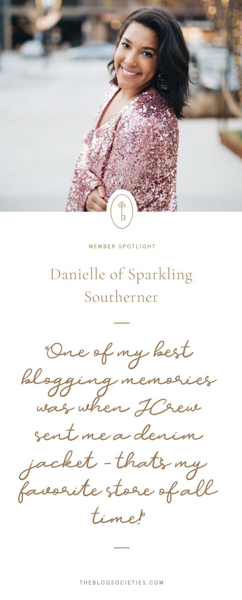 Sparkling Southerner Blog