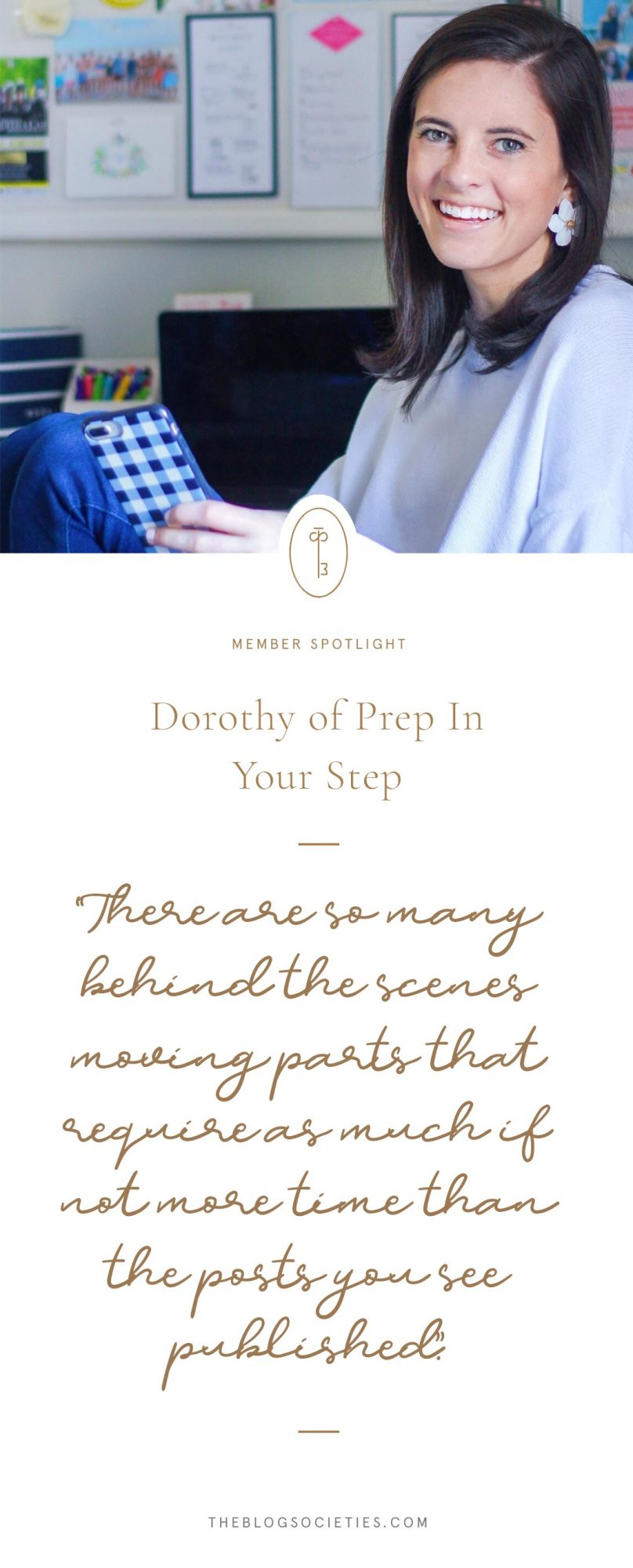 Prep In Your Step Blog
