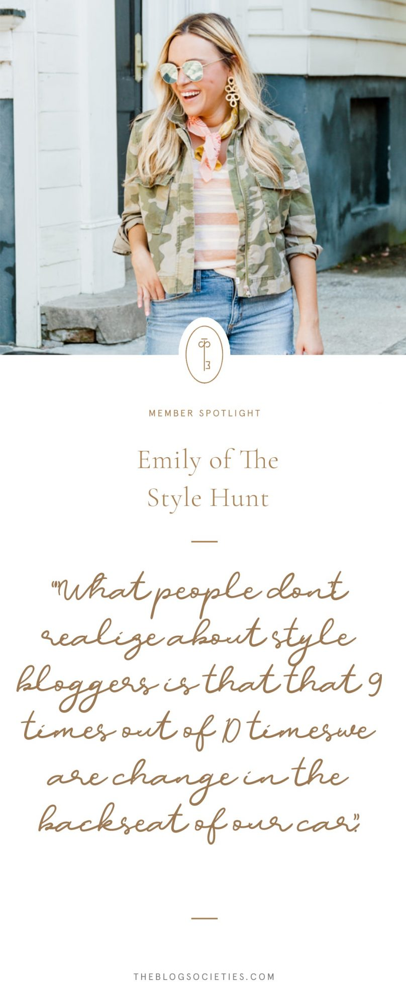 The Style Hunt blog