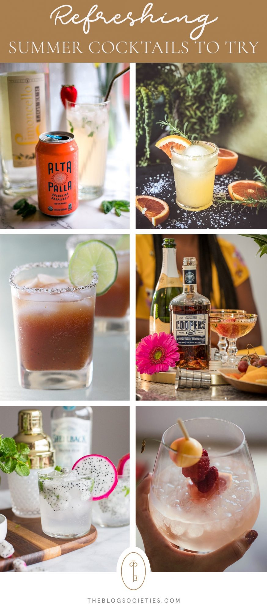 best summertime cocktails