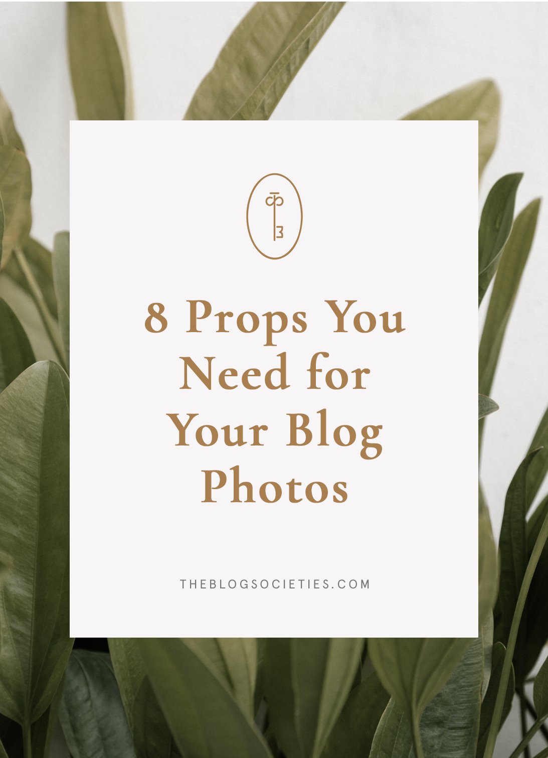 8 Props You Need for Your Blog Photos | The Blog Societies