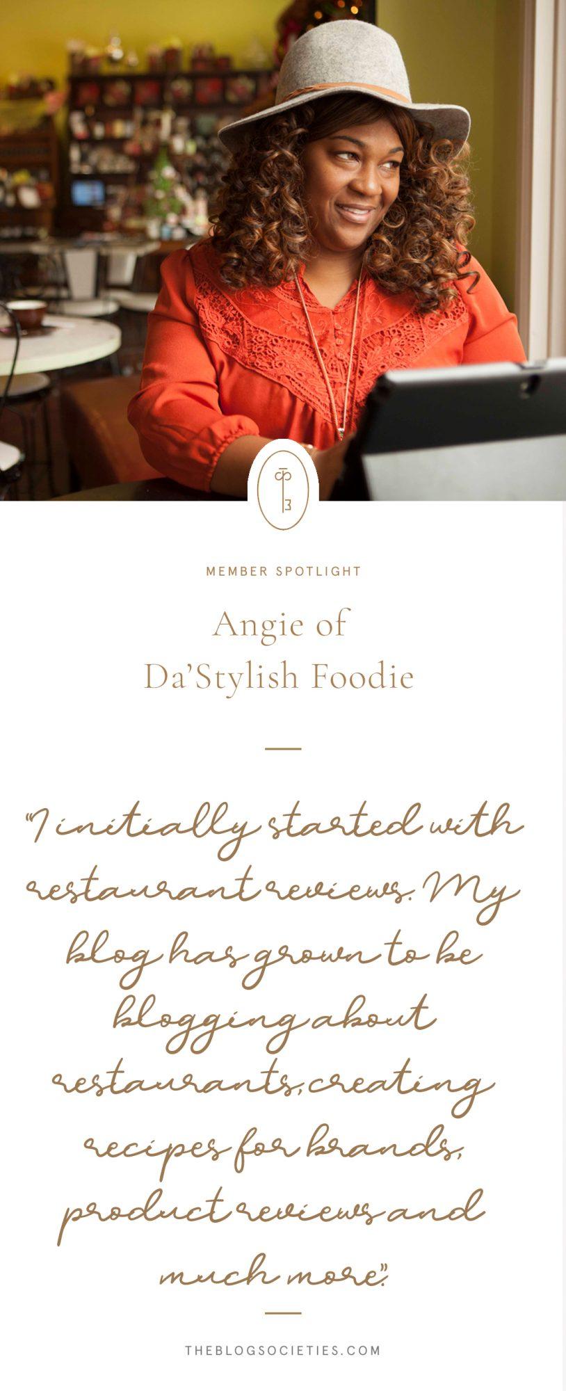 Da'Stylish Foodie