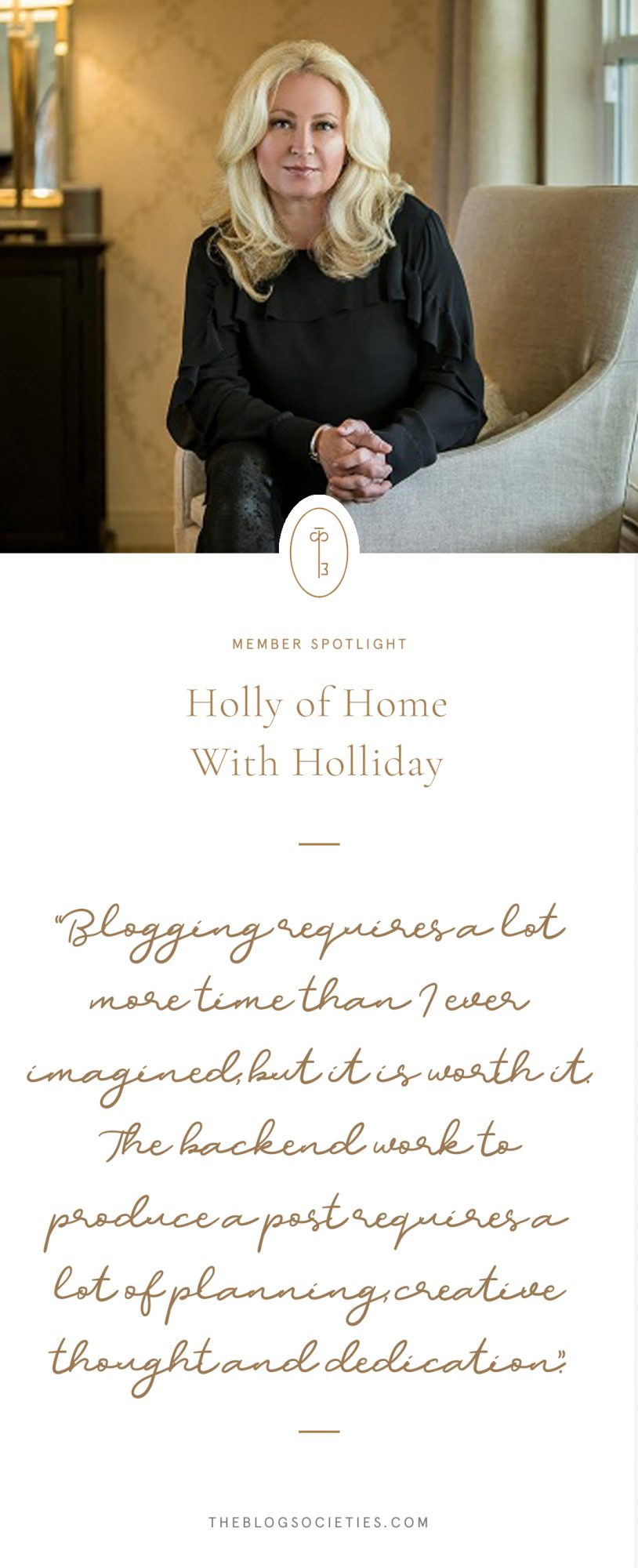 Holly of Home With Holliday
