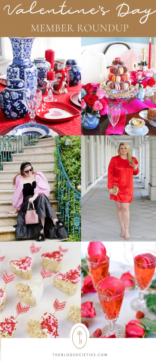 Valentine's Day Roundup from Our Members