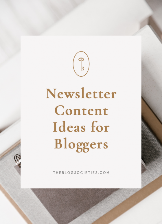 The Best Exclusive Content To Put In A Newsletter