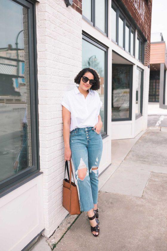 Amanda of Sequins & Sales