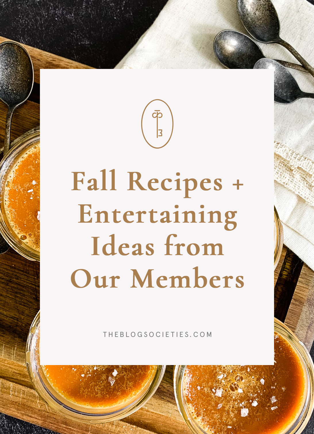 Fall Recipe And Entertaining Inspiration