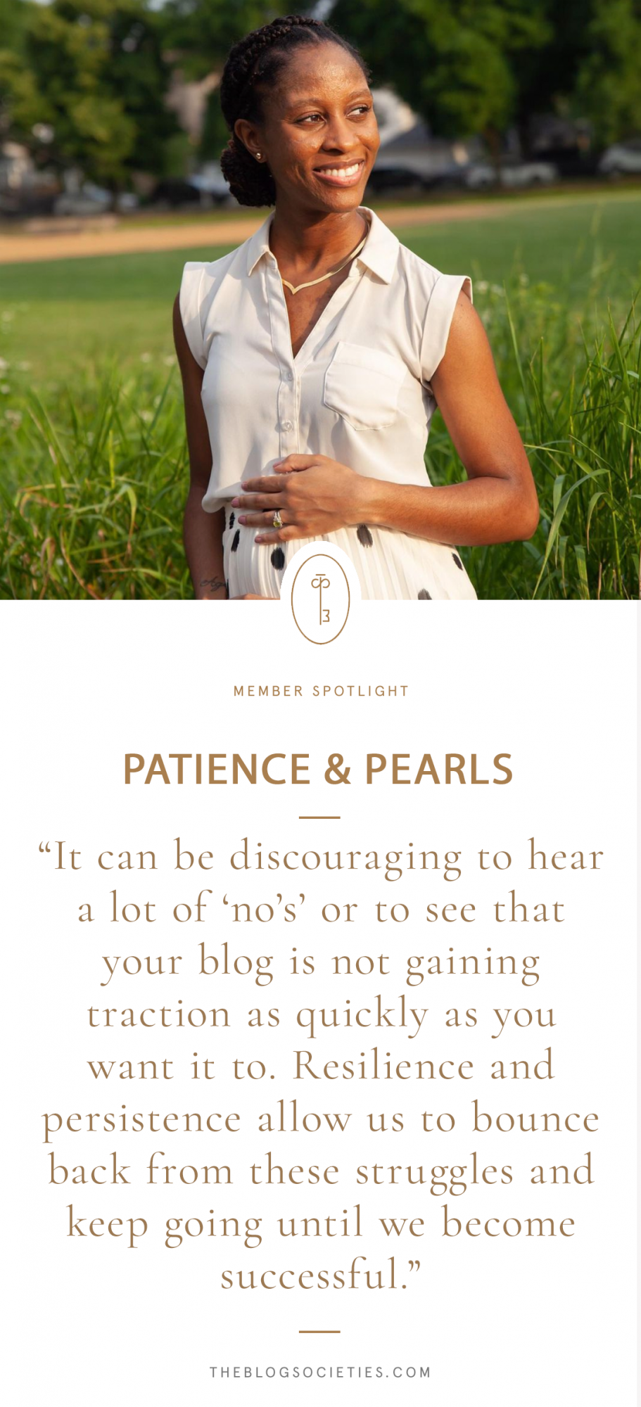 Spring of Patience & Pearls