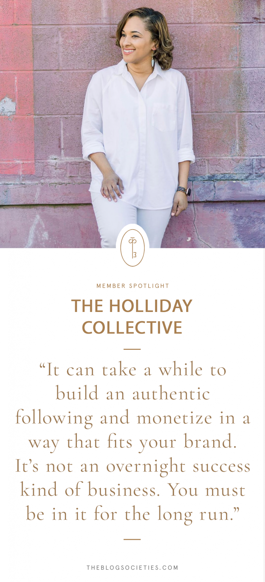 Crystal of The Holliday Collective