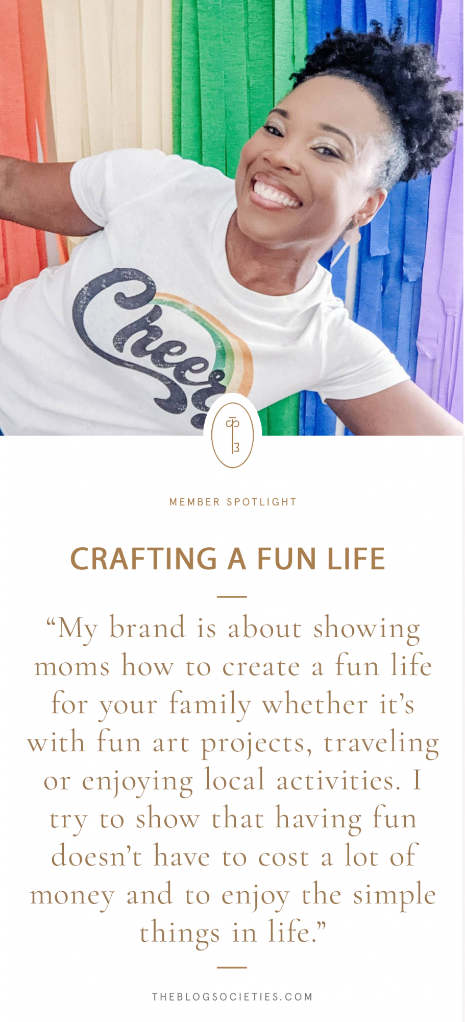 Karimah of Crafting a Fun Life